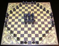 Board Game: Thud