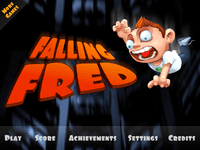 Video Game: Falling Fred