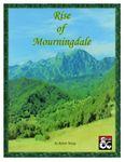 RPG Item: Rise of Mourningdale
