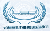 RPG: UED: You are the Resistance