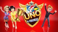 Video Game: UNO & Friends