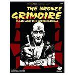 RPG Item: The Bronze Grimoire