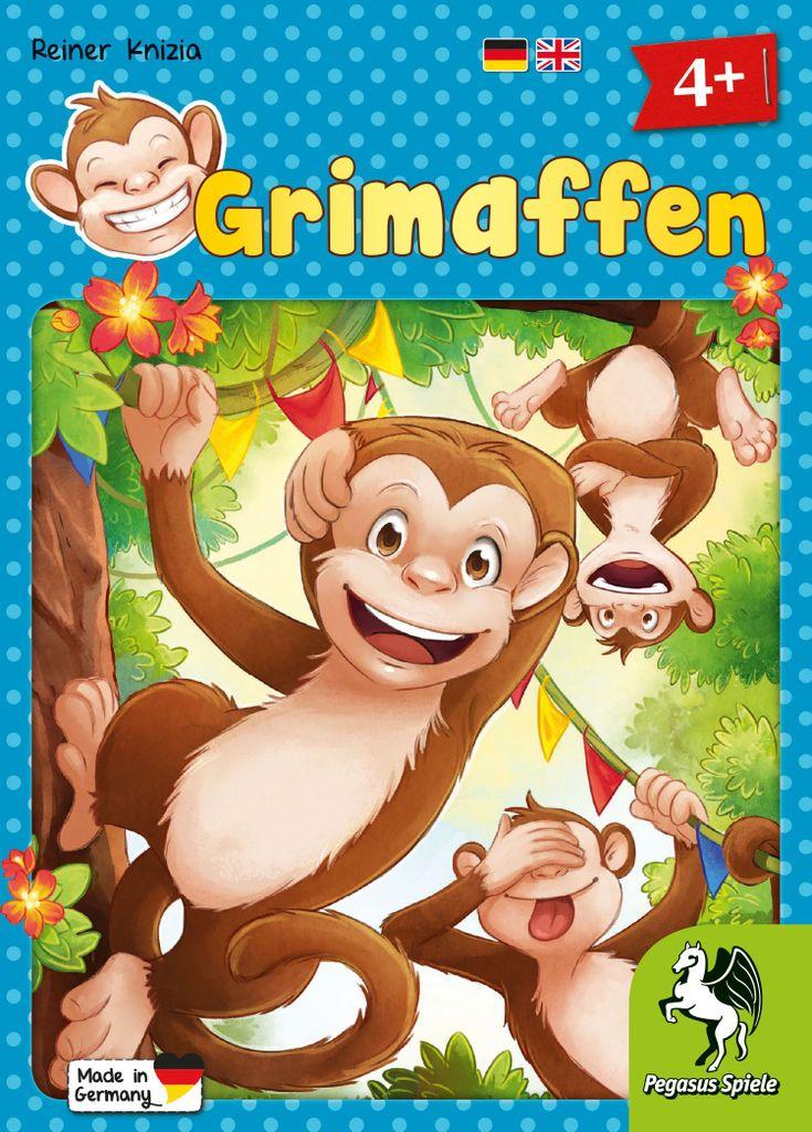 Board Game: Grimaffen