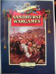 Board Game: A Book of Sandhurst Wargames