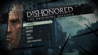 Video Game: Dishonored - The Brigmore Witches