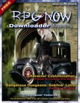 Issue: RPGNow Downloader Monthly (Issue 6 - May 2003)