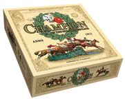 Board Game: Champion of the Great Horse-Race