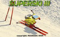 Video Game: Super Ski III