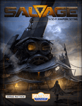 RPG Item: Salvage: Genesys Sci-Fi Junkpunk Setting