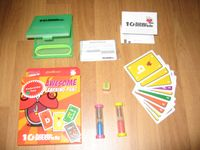 Board Game: TenseSeconds