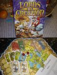 Board Game: Lords of Creation