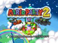 Video Game: Mario Party 2