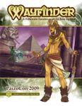 Issue: Wayfinder (Issue 1 - Summer 2009)