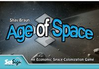Board Game: Age of Space