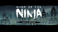 Video Game: Mark of the Ninja: Special Edition