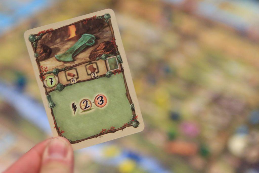 Board Game: Terramara