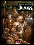 RPG Item: Advanced Race Codex: Humans