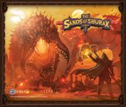 Board Game: HEXplore It: The Sands of Shurax