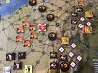 Board Game: Pontiac's War: 1763-1766