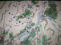 Board Game: La Bataille de Mont Saint Jean