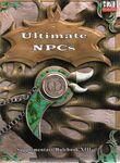 RPG Item: Supplementary Rulebook XIII: Ultimate NPCs