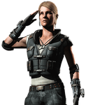 Character: Sonya Blade