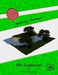 RPG Item: Battlemap: Riverbank