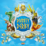 Board Game: Divinity Derby