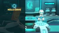 Video Game: Holodrive