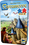 Board Game: Carcassonne für 2