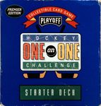 Board Game: Playoff One-On-One Hockey Challenge