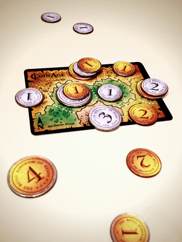 Board Game: Coin Age