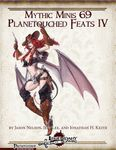 RPG Item: Mythic Minis 069: Planetouched Feats IV