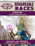 RPG Item: Remarkable Races: Oakling