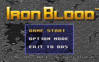 Video Game: Iron Blood
