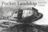 Board Game: Pocket Landship: Free Trial Version