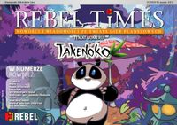 Issue: Rebel Times (Issue 90 - Mar 2015)