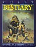 RPG Item: GURPS Bestiary (Second Edition)