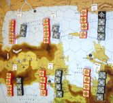 some ongoing battles at the end of the Summer '43 scenario