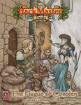 RPG Item: The Plague of Cosolen