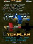 Video Game: Fire Shark