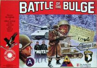 Board Game: Battle of the Bulge
