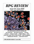 Issue: RPG Review (Issue 47 - June 2020)