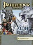 RPG Item: Pathfinder Roleplaying Game Alpha Playtest