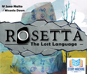 Board Game: Rosetta: The Lost Language