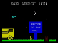 Video Game: Chuckie Egg 2