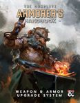 RPG Item: The Complete Armorer's Handbook: Weapon & Armor Upgrade System
