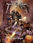 RPG Item: New Fighter Maneuvers & Talents