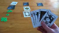 Board Game: Gongor Whist
