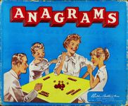 Board Game: Anagrams
